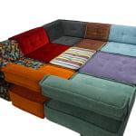 Iste elementen banken Hocker kleurrijk door KleuropKleur