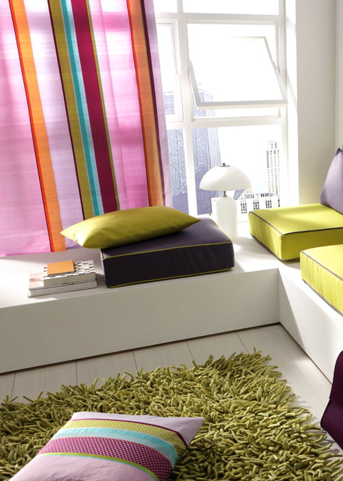 Karpetten met natuurlijke vezels kleur op kleur interieur for Kleur interieur