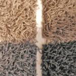 karpetten vloerkleden synthetische door kleur op kleur interieur