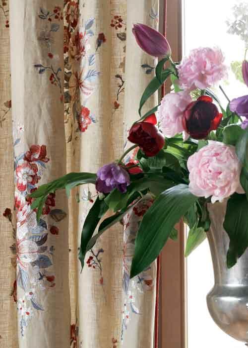kleur op kleur interieur jab gordijnen raambekleding interieur