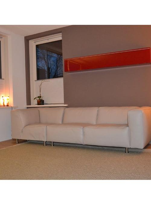 Replay bank kleur op kleur interieur for Kleur interieur