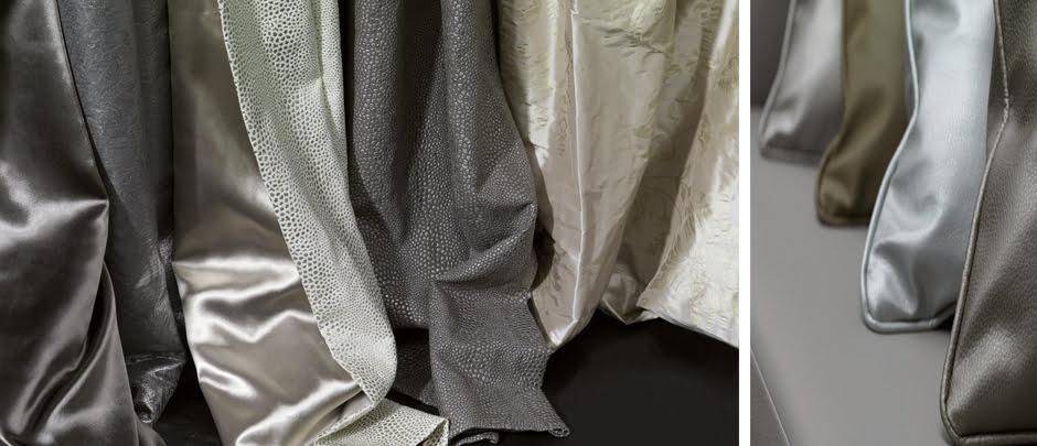 Effen gordijnen - Kleur op Kleur Interieur