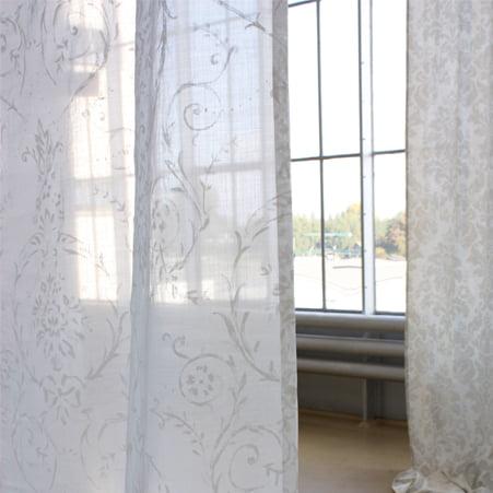 Transparante gordijnen - Kleur op Kleur Interieur