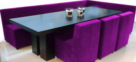 Gordon eetkamerbank - Kleur op Kleur Interieur