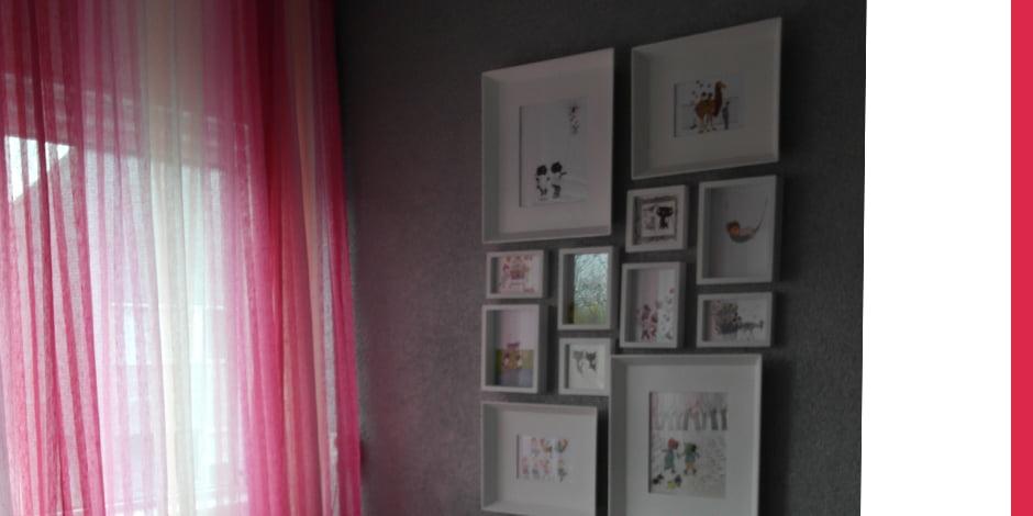 Woonkamer en kinderkamer kleur op kleur interieur for Kleur kinderkamer