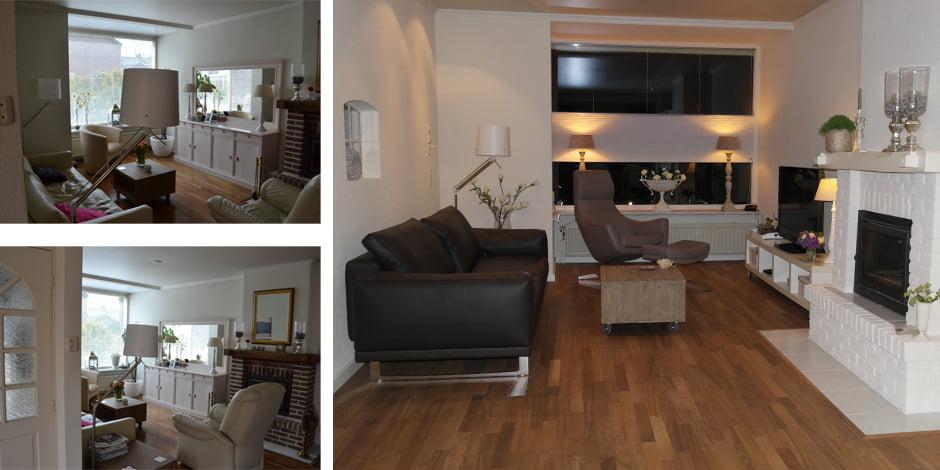 Interieur woonkamer kleuren for Interieur kleur
