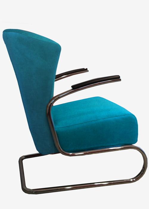 Don fauteuil kleur op kleur interieur for Eigentijdse fauteuil
