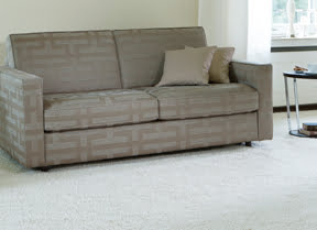 Karpetten van kamerbreed tapijt