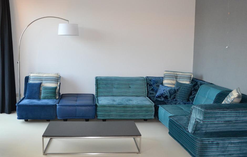 Kleuren combineren interieur woonkamer kleuren geel for Kleuren combineren interieur