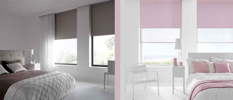 Rolgordijnen - Kleur op Kleur Interieur