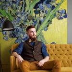wonen&co-behang-vincentvangogh-bn-wallpaper-kleur-op-kleur-interieur-projecten-3