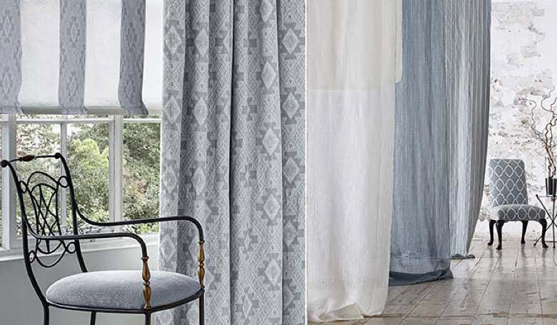 Pure linnen stoffen-gordijnen - Kleur op Kleur Interieur