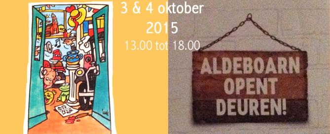 aldeboarn opent deuren 2015