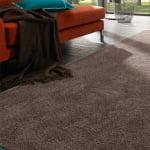 karpet vloerkleed randafwerking hoogpolig door kleur op kleur iinterieur