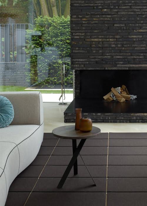 karpet vloerkleed vilt natuurlijk materialen kleur op kleur interieur 500700 201511