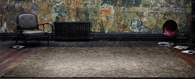 karpetten vloerkleden wol patronen vintage klassiek modern door kleur op kleur interieur