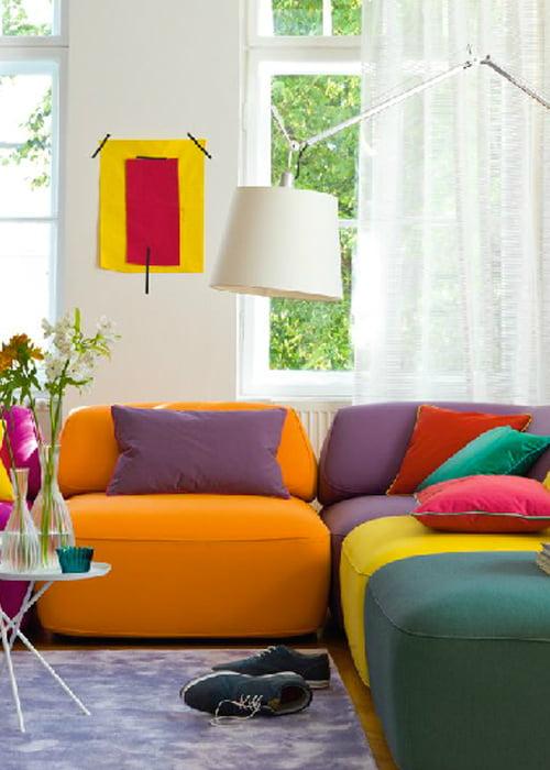 Fat tony elementenbank kleur op kleur interieur for Interieur kleur