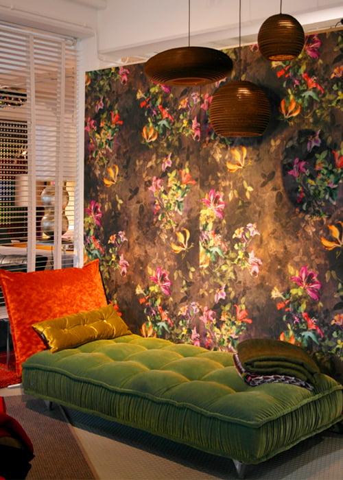 elementenbank kleurrijk door Kleur op Kleur Interieur