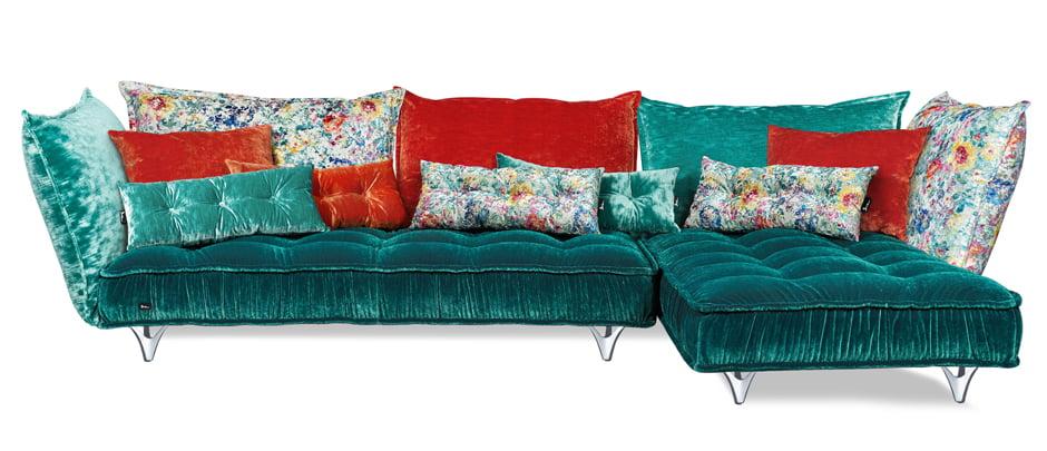 Ohlinda lounge-zitelementen van Bretz - Kleur op Kleur ...
