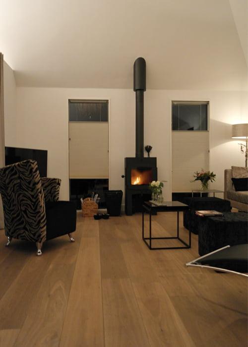 Interieuradvies aanbouw van woonhuis kleur op kleur for Interieur kleur