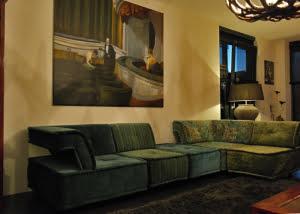 Casablanca elementen door kleur op kleur interieur
