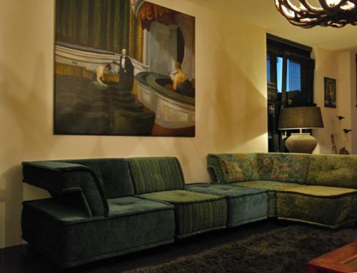 Interieur ideeen woonkamer kleur interieur meubilair for Kleur interieur