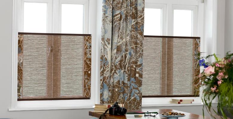 Wood&Washi Japanse raambekleding door Kleur op Kleur Interieur