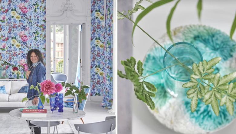 https://www.kleuropkleur.nl/wp-content/uploads/2017/02/designers-guild-collectie-behang-kussens-gordijnen-transparant-bloemen-flora-fauna-plaids-kleurrijk-kleur-op-kleur-interieur-2017-780-445-1.jpg