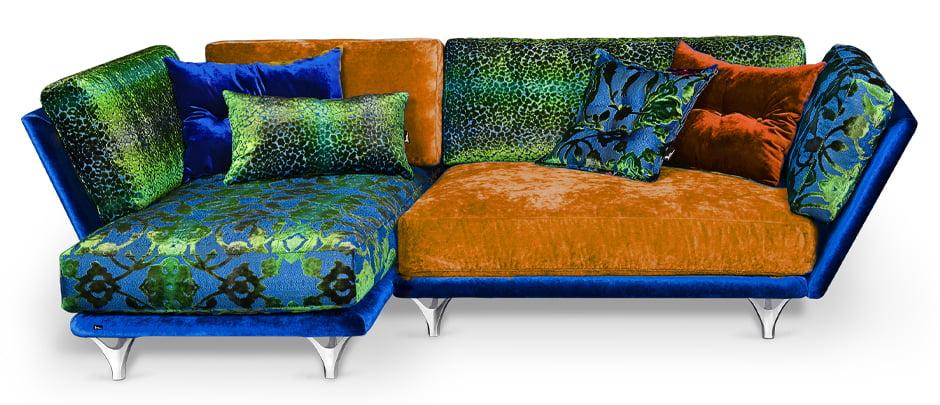 Napali zitelementen bank - Kleur op Kleur Interieur