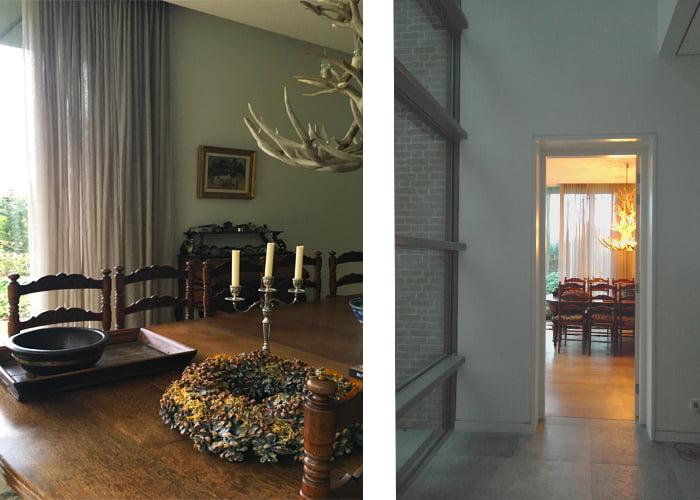 Klassiek landelijk eigen interieur - Kleur op Kleur Interieur