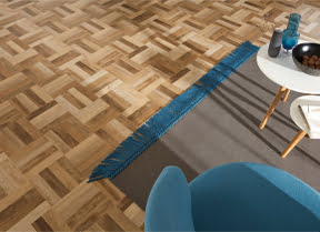 Pvc vloeren kleur op kleur interieur