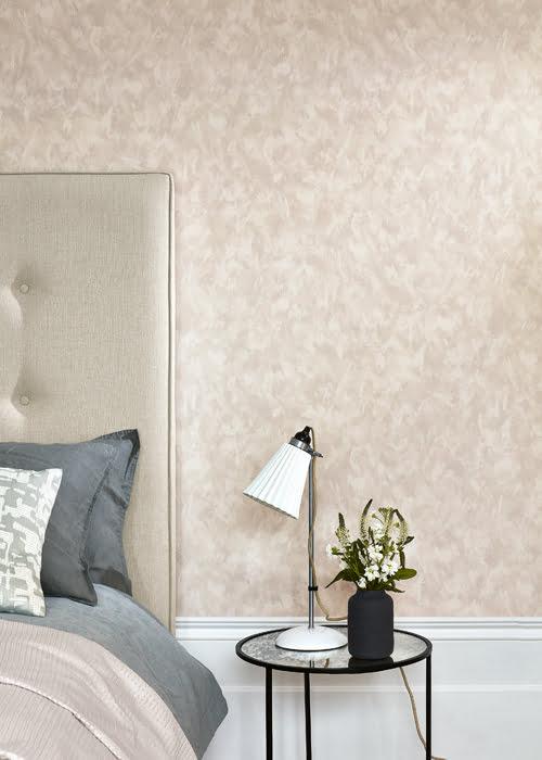 Luxueus behang kleur op kleur interieur for Kleur interieur
