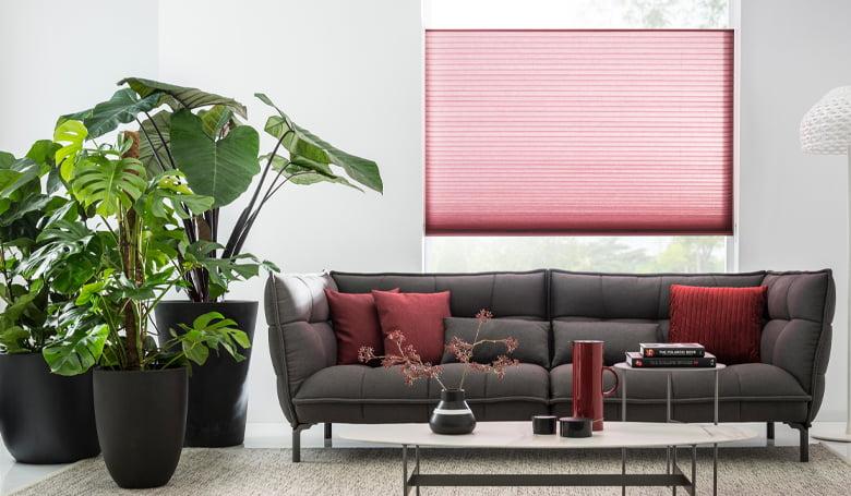 Sunway® duette® color on demand shades in 800 kleuren kleur op