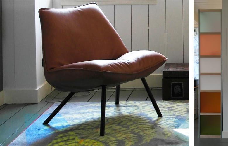 smile-fauteuil-stoer-leer-kleurrijke-karpet-vloerkleed-advies-kantoor-aankleding-kleur-op-kleur-interieur780x500-4