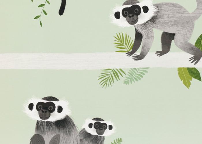 kinder-stoffen-behang-kussens-kinderkamer-kleurrijk-fauna-florale-aapjes-villa-nova-kleur-op-kleur-interieur-700x500-08