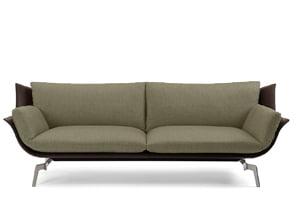 Loft-sofa bank