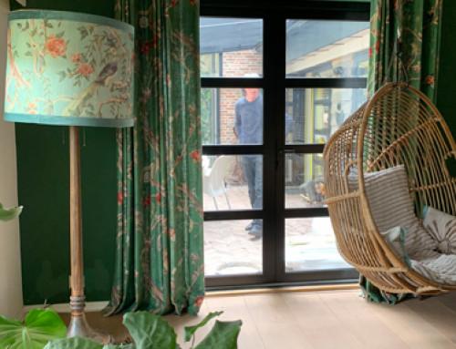 Eclectisch interieur, vrolijk, eigentijds met een vleugje klassiek